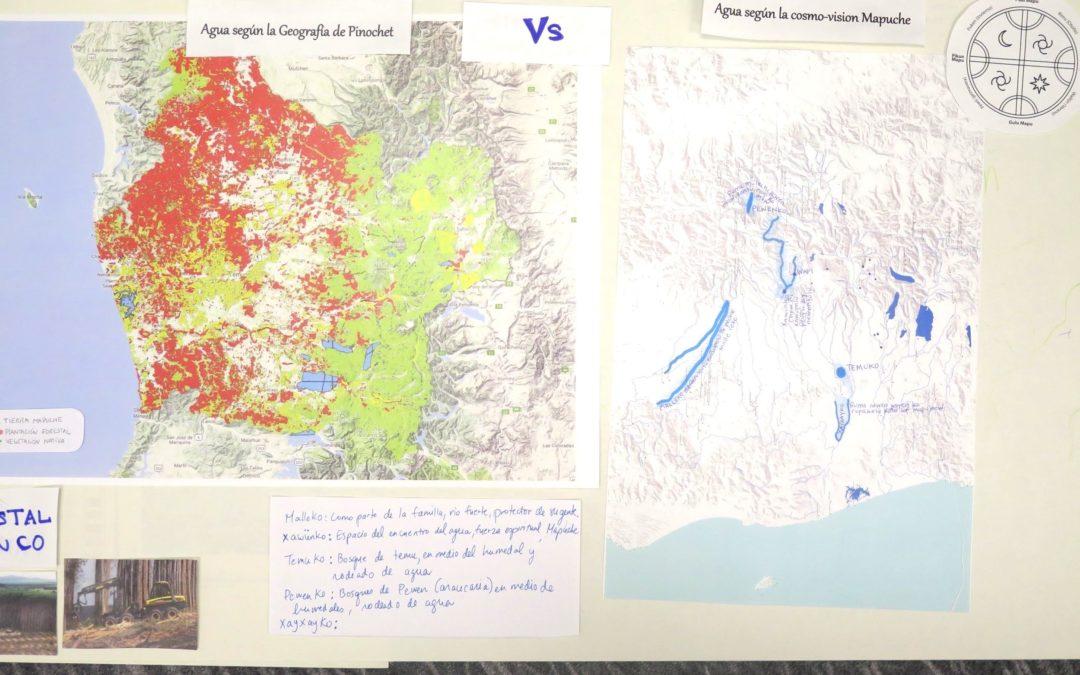 Wallmapu Pürapa Ko: Brotes de Agua en Territorio Mapuche Libre